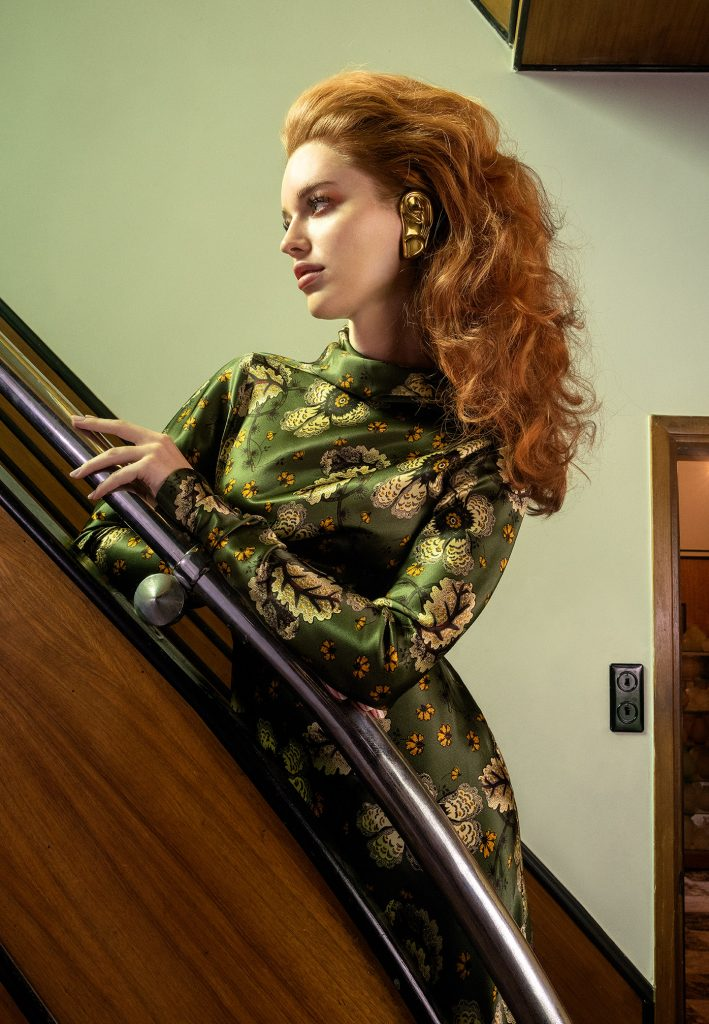 Andrea Klarin for L'Officiel Lithunia