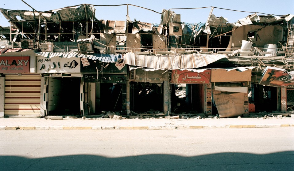 A portrait of post war Mosul by Giles Duley