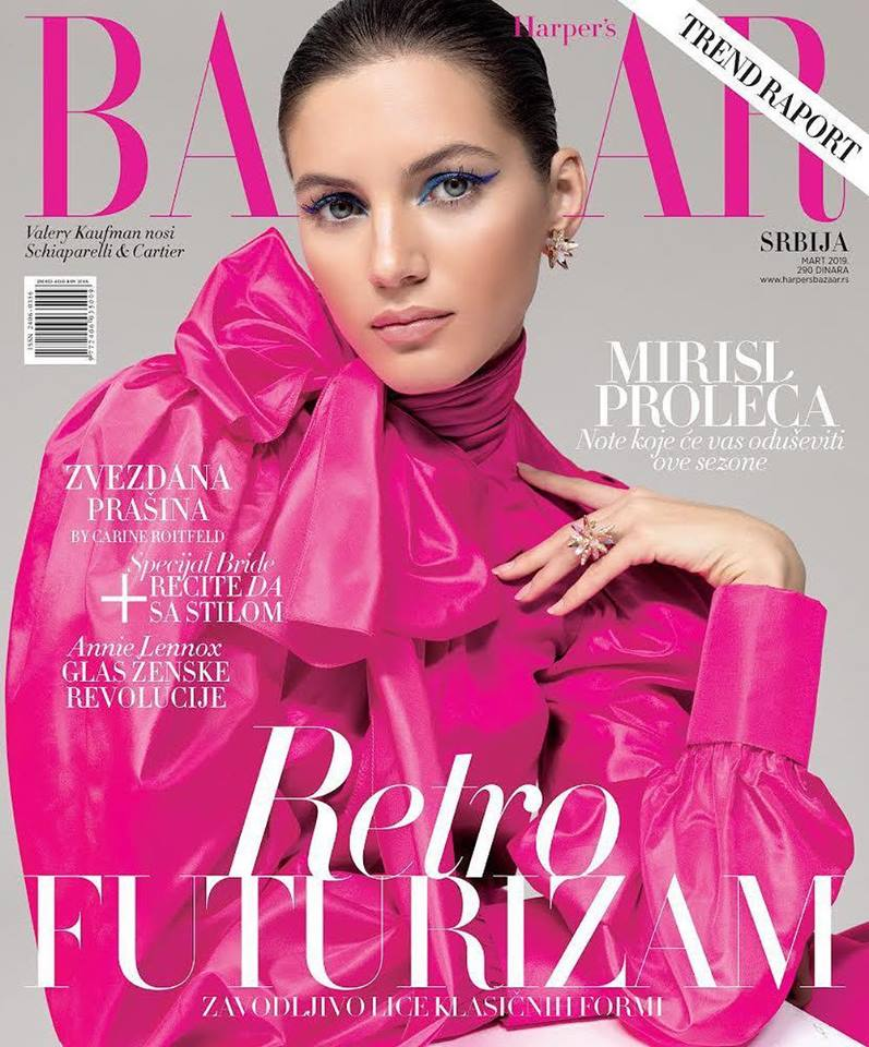 Harper's Bazaar covers